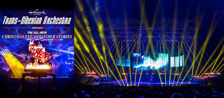 Trans-Siberian Orchestra at AT&T Center