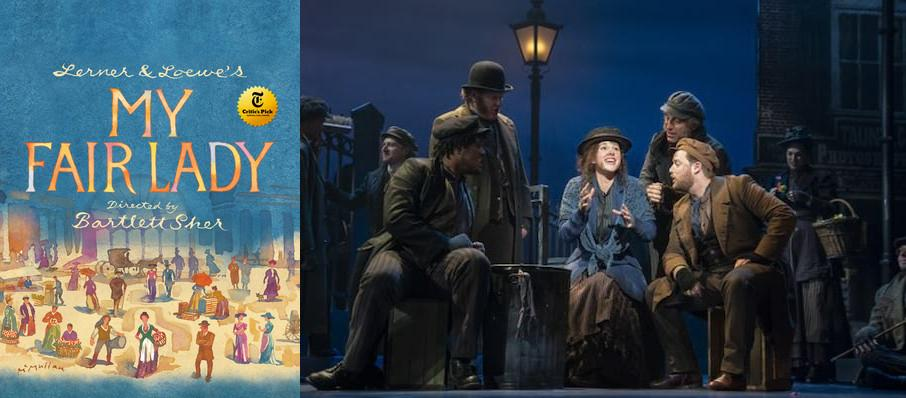 My Fair Lady at Majestic Theatre