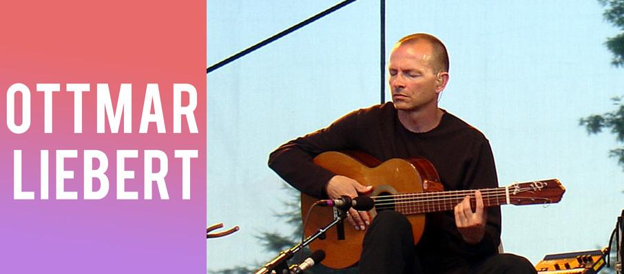 Ottmar Liebert at The Aztec Theatre