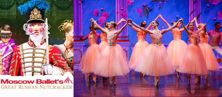 Moscow Ballet's Great Russian Nutcracker at Majestic Theatre