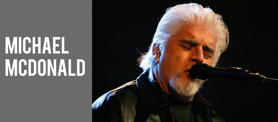 Michael McDonald at Majestic Theatre