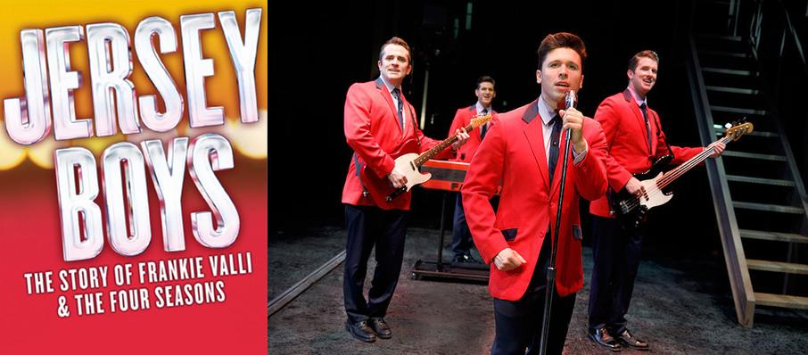 Jersey Boys at Majestic Theatre