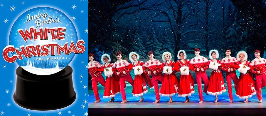 Irving Berlin's White Christmas at Majestic Theatre