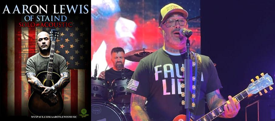 Aaron Lewis at John T. Floore Country Store
