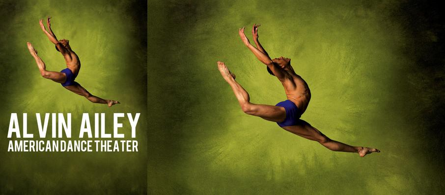 Alvin Ailey American Dance Theater at HEB Performance Hall At Tobin Center for the Performing Arts