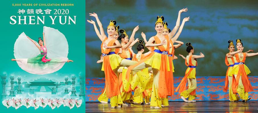 Shen Yun Performing Arts at HEB Performance Hall At Tobin Center for the Performing Arts
