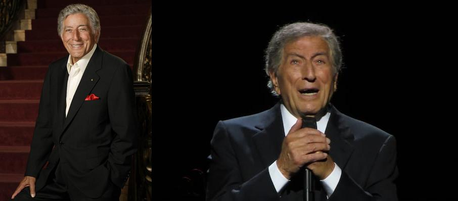 Tony Bennett at Majestic Theatre