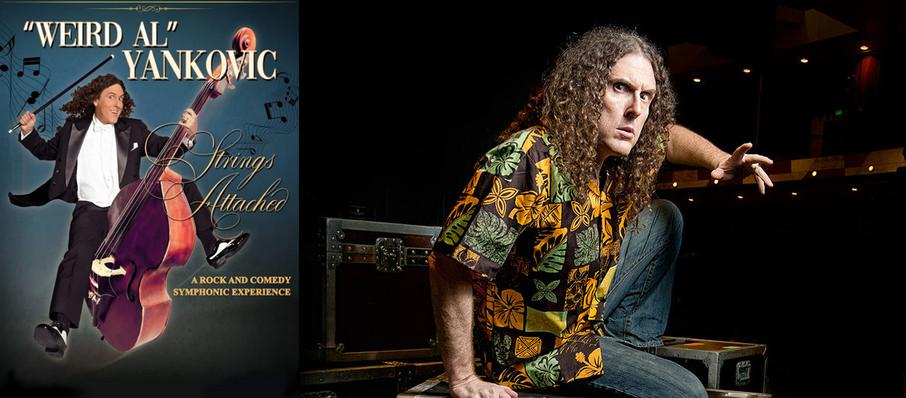 Weird Al Yankovic at Majestic Theatre