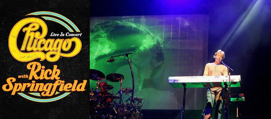 Chicago - The Band at Majestic Theatre
