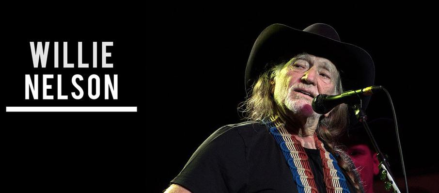 Willie Nelson at Majestic Theatre