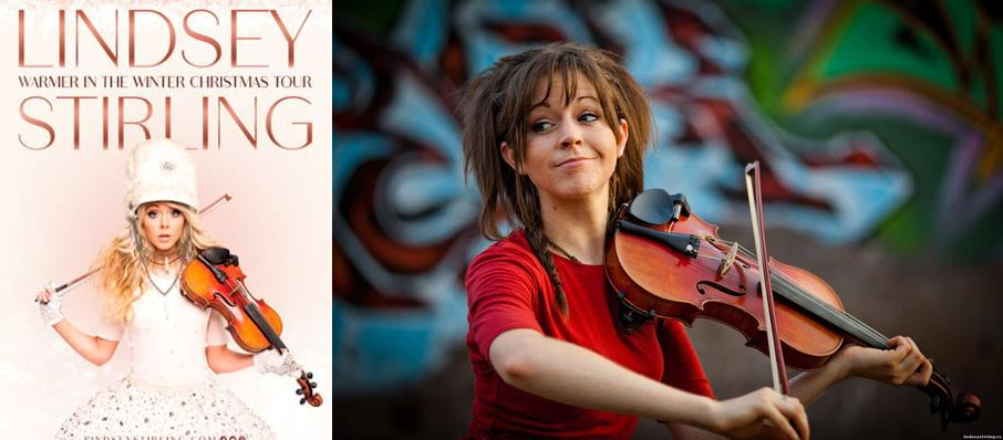 Lindsey Stirling at HEB Performance Hall At Tobin Center for the Performing Arts