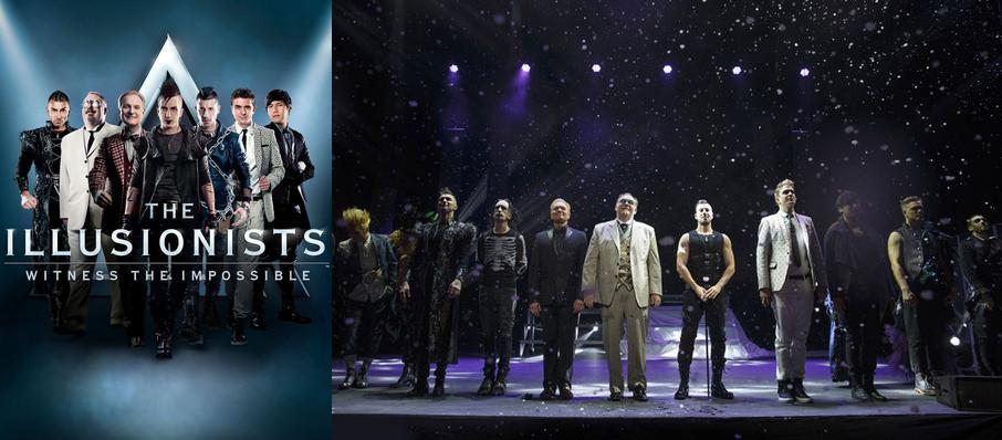 The Illusionists at Majestic Theatre