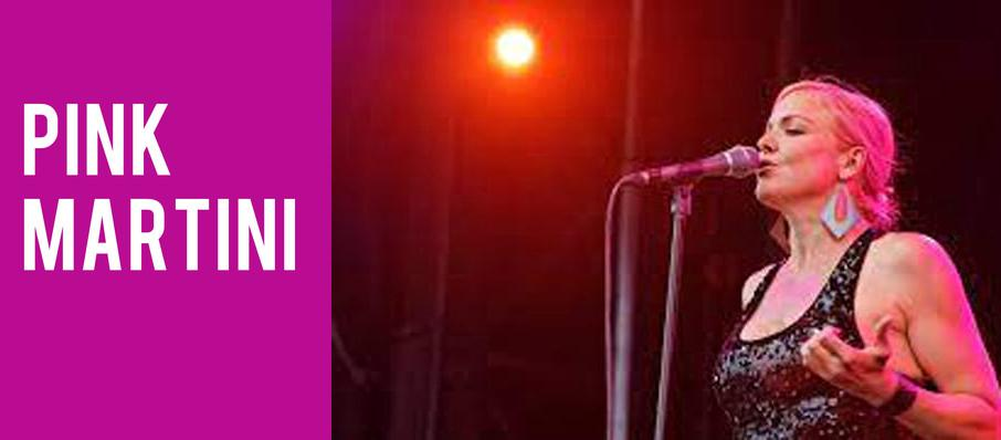 Pink Martini at HEB Performance Hall At Tobin Center for the Performing Arts