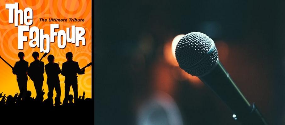 The Fab Four - The Ultimate Tribute at HEB Performance Hall At Tobin Center for the Performing Arts