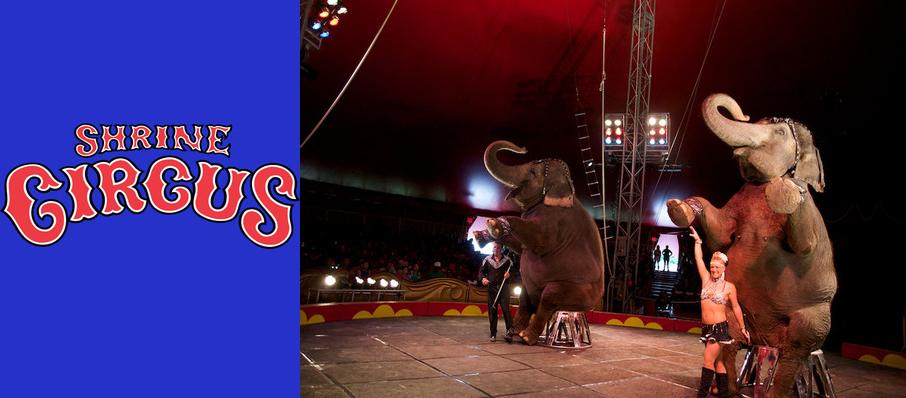Shrine Circus at Freeman Coliseum