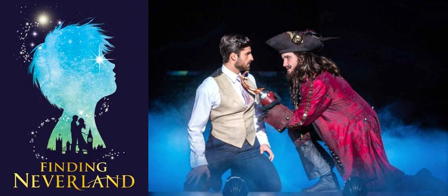 Finding Neverland at HEB Performance Hall At Tobin Center for the Performing Arts