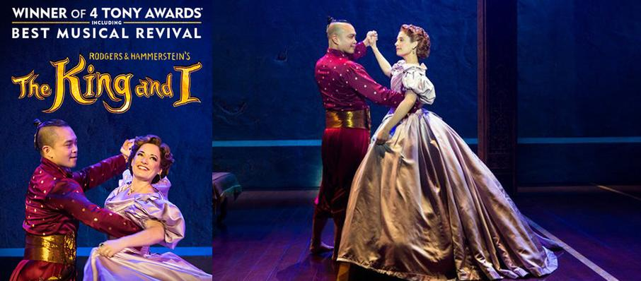 Rodgers & Hammerstein's The King and I at Majestic Theatre