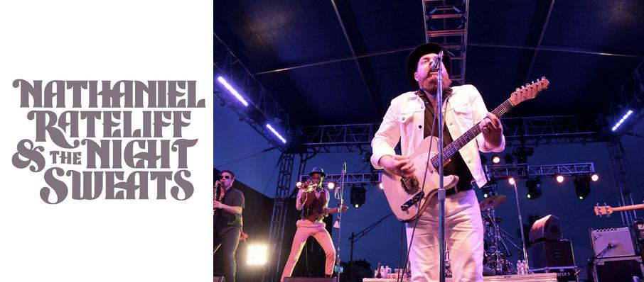 Nathaniel Rateliff and The Night Sweats at Whitewater On The Horseshoe