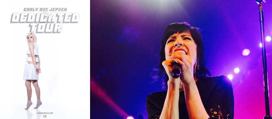 Carly Rae Jepsen at The Aztec Theatre