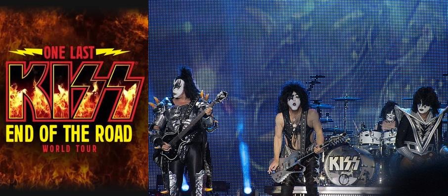 KISS at AT&T Center