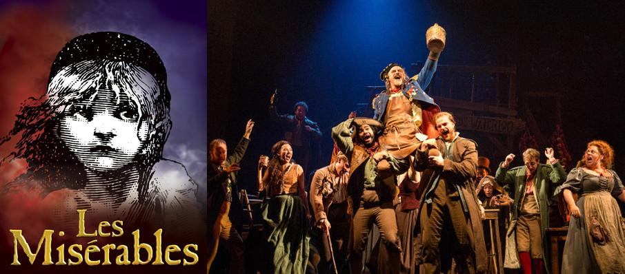 Les Miserables at Majestic Theatre