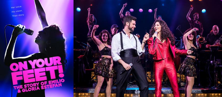On Your Feet! at Majestic Theatre
