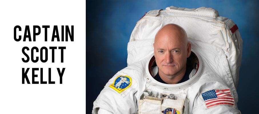 Captain Scott Kelly at HEB Performance Hall At Tobin Center for the Performing Arts