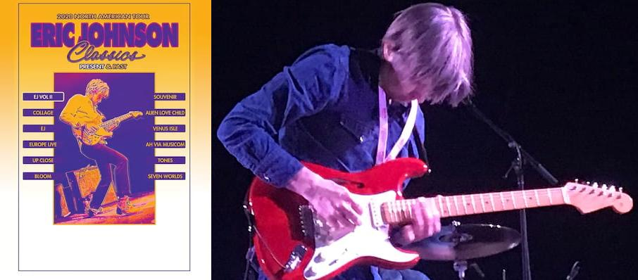 Eric Johnson at The Aztec Theatre