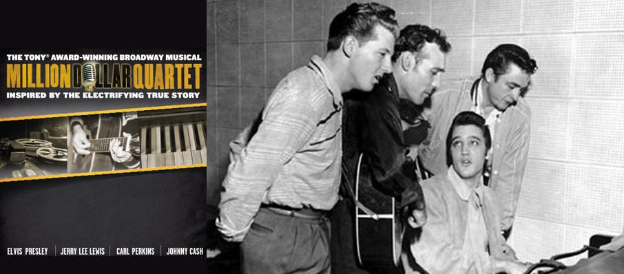 Million Dollar Quartet at Majestic Theatre