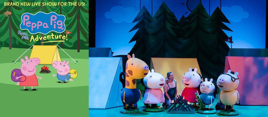 Peppa Pig Live at Majestic Theatre