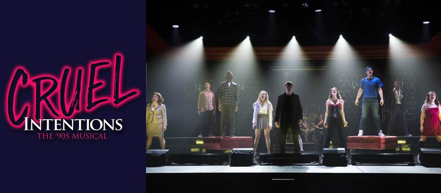 Cruel Intentions: The 90s Musical Experience at Majestic Theatre