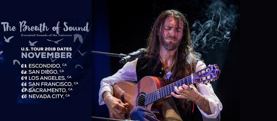 Estas Tonne at Charline McCombs Empire Theatre