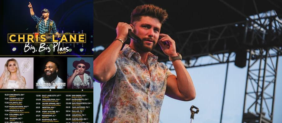 Chris Lane at The Aztec Theatre