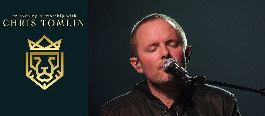 Chris Tomlin at Freeman Coliseum