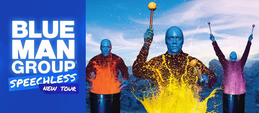 Blue Man Group at Majestic Theatre