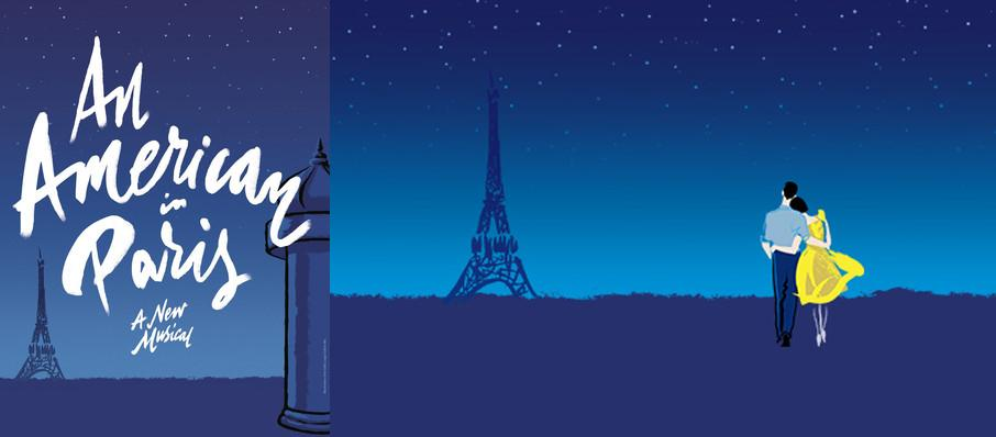An American in Paris at HEB Performance Hall At Tobin Center for the Performing Arts