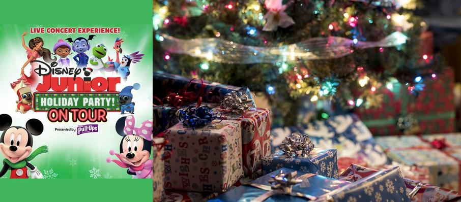 Disney Junior Holiday Party at Majestic Theatre