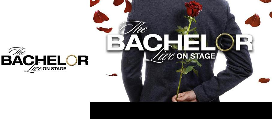 The Bachelor Live On Stage at Majestic Theatre