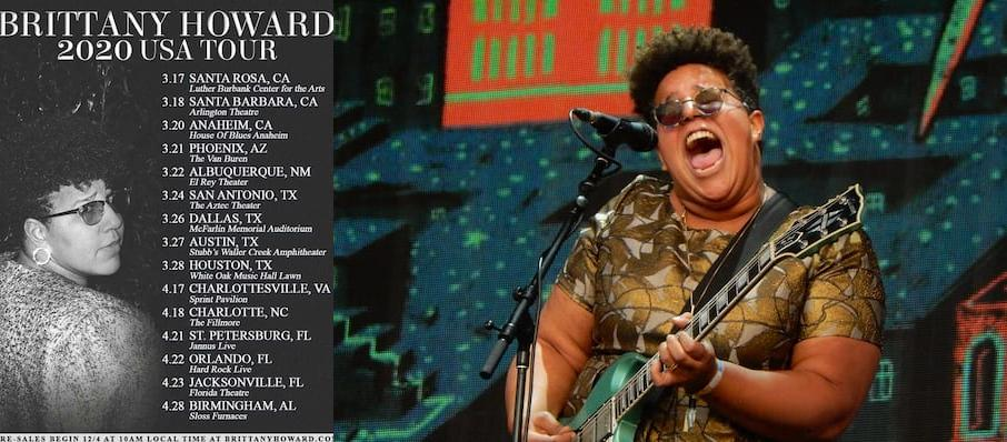 Brittany Howard at The Aztec Theatre
