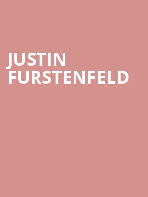 Justin Furstenfeld at The Aztec Theatre
