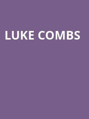 Luke Combs at AT&T Center