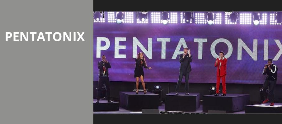 Pentatonix, ATT Center, San Antonio