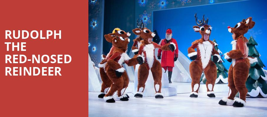Rudolph the Red Nosed Reindeer, HEB Performance Hall At Tobin Center for the Performing Arts, San Antonio