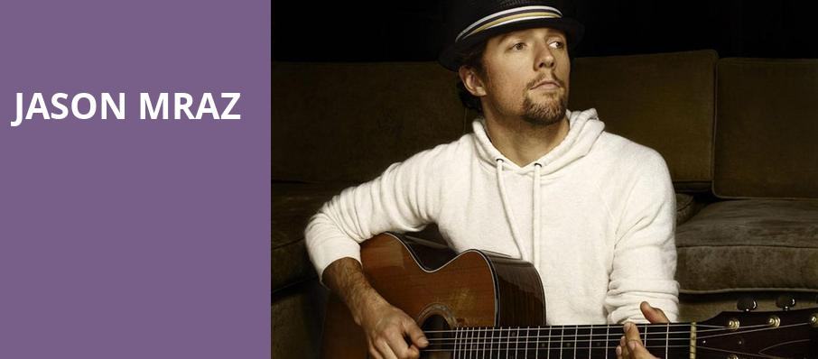 Jason Mraz, HEB Performance Hall At Tobin Center for the Performing Arts, San Antonio