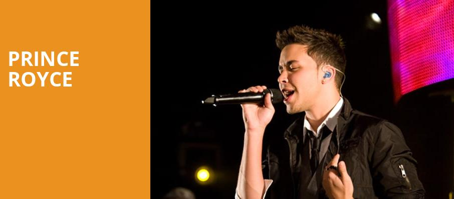 Prince Royce, HEB Performance Hall At Tobin Center for the Performing Arts, San Antonio