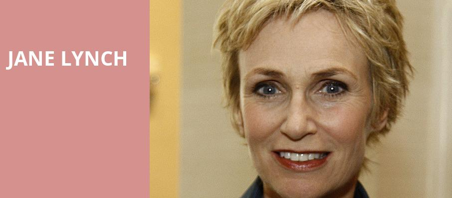 Jane Lynch, Charline McCombs Empire Theatre, San Antonio