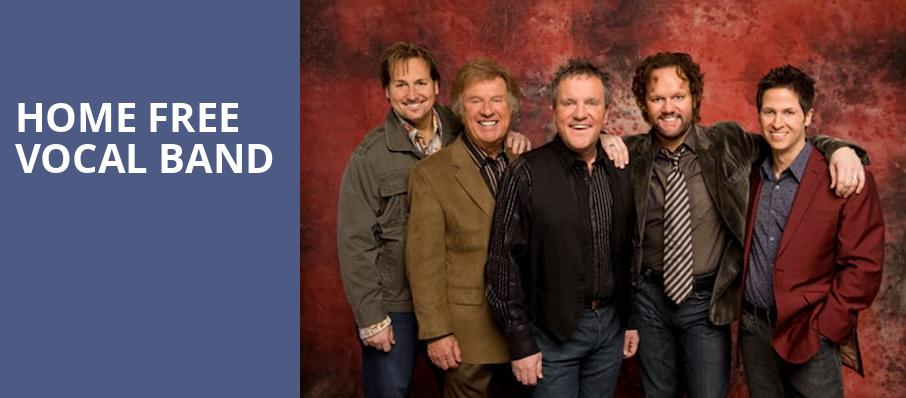 Home Free Vocal Band, Majestic Theatre, San Antonio