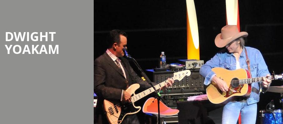 Dwight Yoakam, Whitewater On The Horseshoe, San Antonio