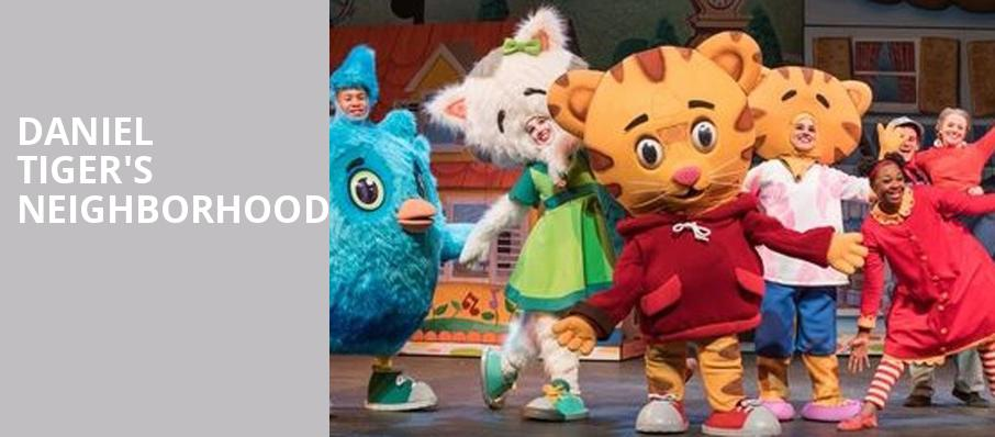 Daniel Tigers Neighborhood, HEB Performance Hall At Tobin Center for the Performing Arts, San Antonio