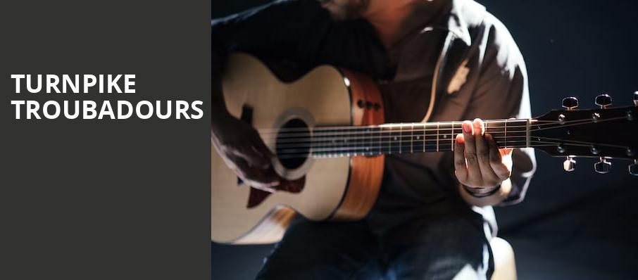Turnpike Troubadours, The Aztec Theatre, San Antonio